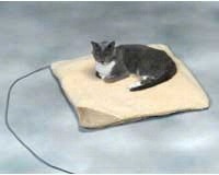 Small Heated Pet Bed-ALLIEDPR12PBS