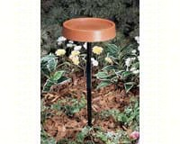12 in. Heated Bird Bath withMetal Stand-ALLIEDPR400