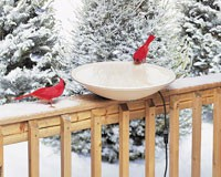 Heated Bird Bath (20 in.) withHardware-ALLIEDPR600