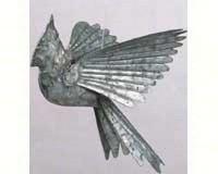 Cardinals Galvanized-ANCIENT60325