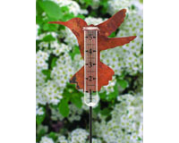 Hummingbird Rain Gauge-ANCIENT680