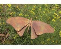 Butterfly Staked Flamed Copper-ANCIENTAG1021S