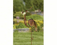 Wading Bird Flamed Copper-ANCIENTAG10236
