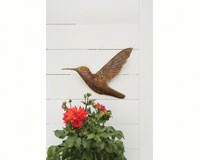 Hummingbird Flamed Wall Mount-ANCIENTAG10238