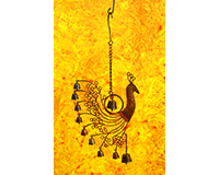 Peacock Wind Chime-ANCIENTAG1418