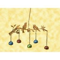 Birds Bell Hanging Chime-ANCIENTAG1461