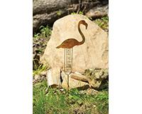 Flamingo Rain Gauge-ANCIENTAG17148