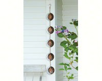 Celestial Flamed/Zinc Wall Hanging-ANCIENTAG83272