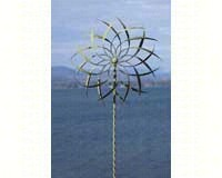Pinwheel Large Twisted Stake + Freight-ANCIENTAG87108