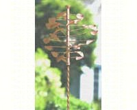 Twisted Stake (K/D) Copper Finish + Freight-ANCIENTAG87109