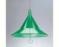 Mandarin Hanging Baffle Green-AR154G