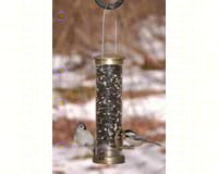 Seed Tube Small Antique Brass Quick Clean Base-ASPECTS394