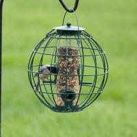 Petite Orb Caged Seed Feeder-BE160