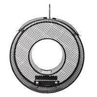 Black Circle Mesh FlyThru Feeder-BE172