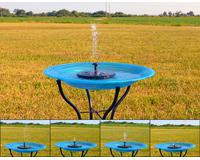 Floating Solar Bird Bath Bubbler-BE300