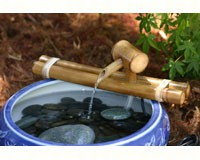 12 inch Classic Spout & Pump Kit-BAMBOO10100