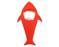 ABO Red Shark - Bottle Openers-ABOREDSHARK