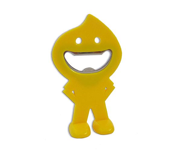 ABO Yellow Dude - Bottle Openers ABOYELLOWDUDE