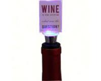 ABS Drink Wine Bottle Stopper ABSDRINKWINE
