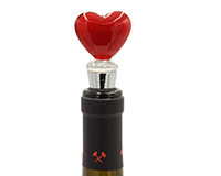 ABS Heart - Bottle Stoppers ABSHEART