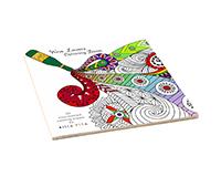 ACB Wine Wine Coloring Books-ACBWINE