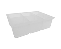 AI Tray Clear - Ice Cube Trays AITRAYCLEAR