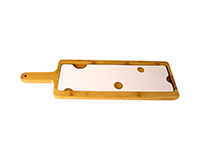 AKT Swiss - Wooden/Ceramic Cheese Board-AKTSWISS