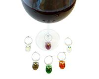 AWM Owl - Wine Marker Sets-AWMOWL