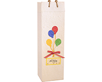Handmade Paper Bottle Bag -