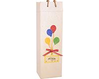 BB1 Floating - Handmade Paper Bottle Bags BB1FLOATING