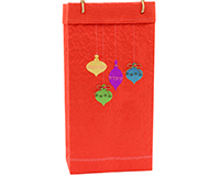 BB2 Ornaments - Handmade Paper Wine Bags-BB2ORNAMENTS