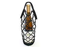 BN Black - Felt Bottle Nets BNBLACK