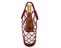 BN Burgundy - Felt Bottle Nets BNBURGUNDY