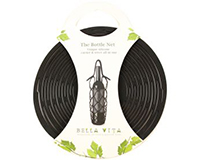BNS Black - Silicone Bottle Nets BNSBLACK