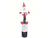 Santa Wine Bottle Topper-BTSANTA