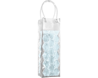 Chill It - Insulated Bottle Bag - Clear-CHILLIT1CLEAR