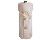 CK White - Cloth Bottle Bags-CKWHITE