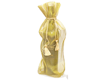 CS Gold - Gold Sheer Cloth Bags-CSGOLD
