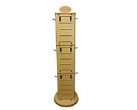 Bella Vita Display Rack - Floor Model (Wood Rack)-FLOORWOOD
