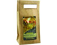 Jute 1 Compartment Coffee Bag - Natural-GJC1NATURAL