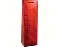 Holographic Single Wine Bag - Vortex-H1VORTEX