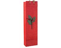 Handmade Paper Olive Oil Bottle Bag - Heart-OB1HOLLY