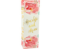 P1 Sparkle - Printed Paper Wine Bags-P1SPARKLE