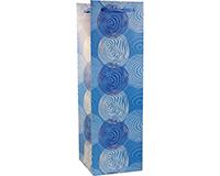 PS1 Blue Wave - Printed Paper Spirits Bag 1.75L-PS1BLUEWAVE