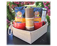 TJM Natural - Jute Gift Basket Trays TJMNATURAL