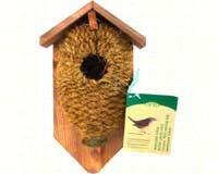 Nest Pocket Coconut Fiber with roof-BFBNKBC