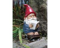 Gnome on a Throne-BMGA0005