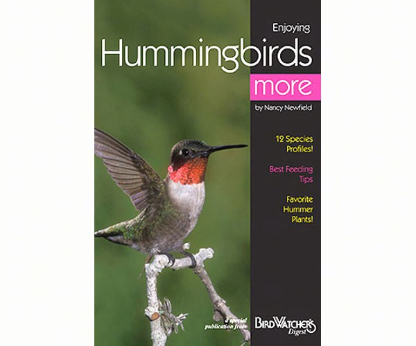 Enjoying Hummingbirds More BWD532'