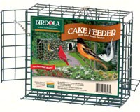 Large Cake Feeder with Perches-BDOLA54327