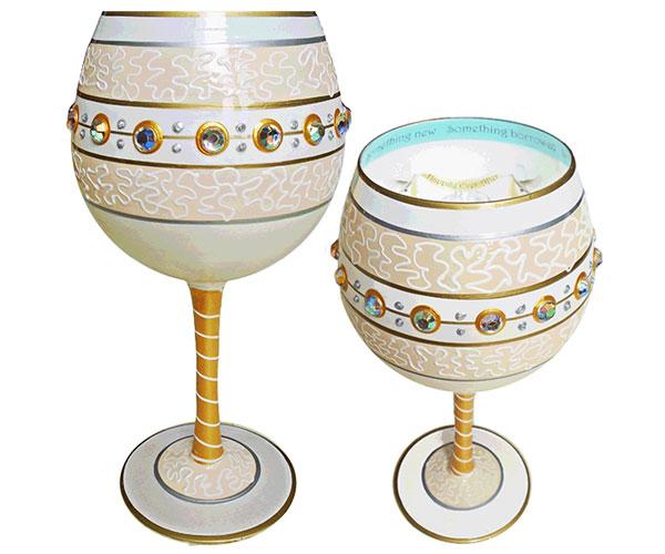 IB Wine Glass Bride (IBWBRIDE)